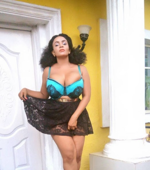 Cossy Ojiakor narrates her encounter with a randy reverend father