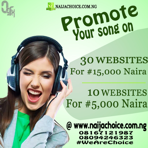 Promote Music On Naijachoice