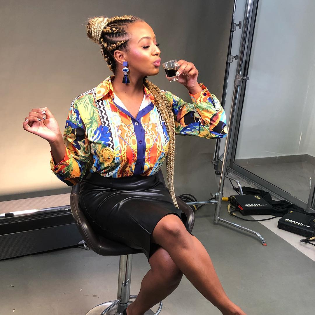 """""""Nigeria's Only Problem Is Water. We Have Stable Electricity And Good Roads"""" – Dj Cuppy Tells Audience In Germany"""