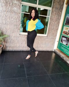 """I Hate Bragging; I'm Extremely Pretty"": Nollywood Actress Toyin Abraham Shares Makeup Free Pic"