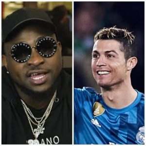 """Ronaldo Is My Friend, I Will Do A Video With Him Soon"" (Video) - Davido"
