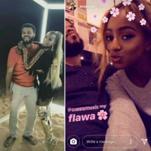 DJ Cuppy My Flawa' - Asa Asika, Davido's Manager Gushes About Girlfriend