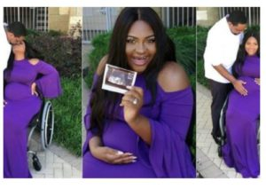 Popular Nigerian Blogger In Wheelchair Is Pregnant (Photos)