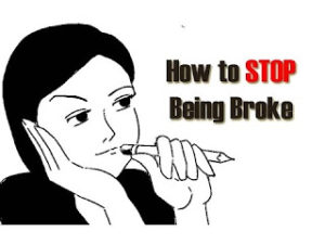 REVEALED; Top 3 Reasons People Go Broke Before Month End - How To Avoid It