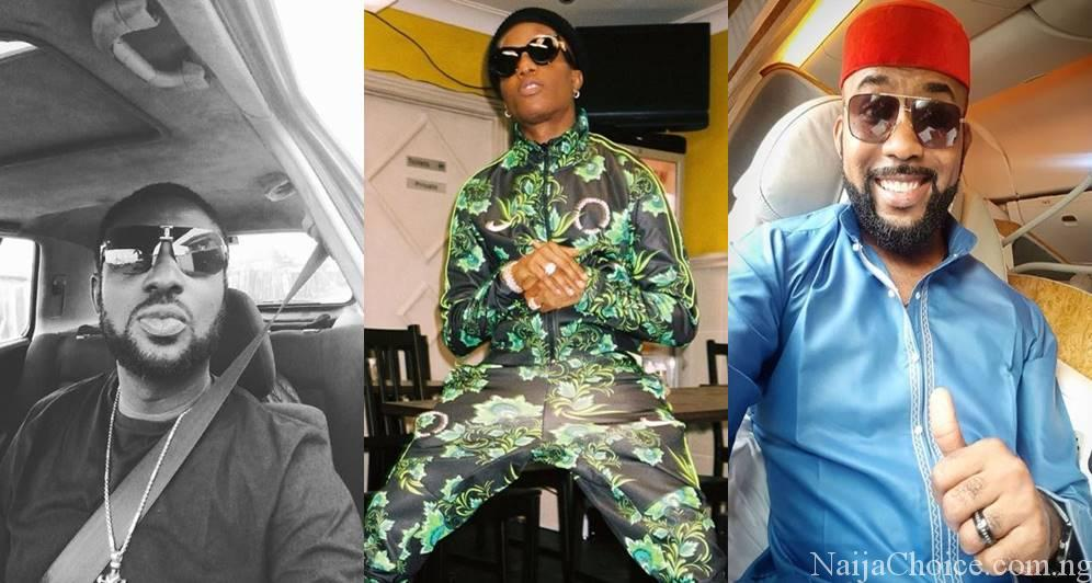 Blackface Sues Wizkid And Banky W For Copyright Infringement