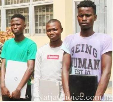 Confessions Of 3 Yahoo Boys Arrested For Cultism