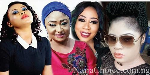 Iyabo Ojo, Mercy Aigbe & More: Meet Nollywood's Skin-lightening Cream Merchants