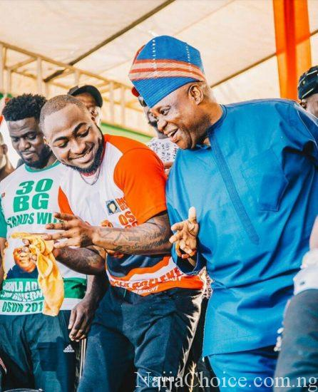 Wawu! Davido Becomes New Monitoring Agent For INEC