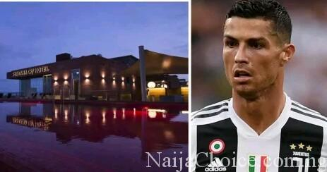 Cristiano Ronaldo To Open CR7 Hotel In Paris, His 6th Hotel In The World