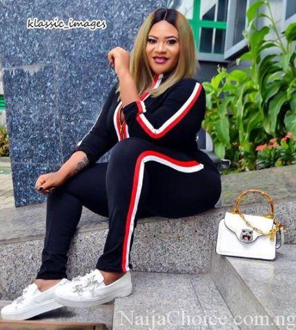 I'd Become A Fool For Love For N500million – Curvy Actress, Nkechi Blessing