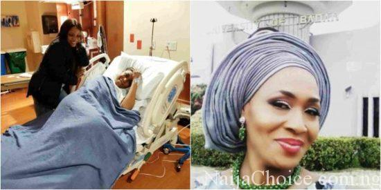 Linda Ikeji And Kemi Olunloyo Clash Again Over Her Child's Delivery