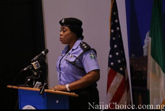 Pretty Police PRO, Dolapo Badmus Has Something To Say To Ladies Who Want To Become Babymamas