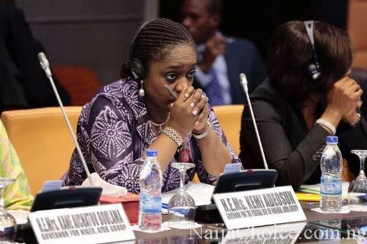 The Federal Government Is Currently Planning To Smuggle Adeosun Out Of Nigeria – PDP Explodes