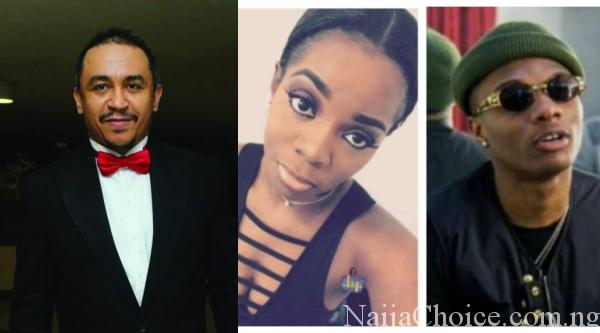 Why Didn't You Use Postinor? – Daddy Freeze Comes For Wizkid's Babymama, Shola (Video)