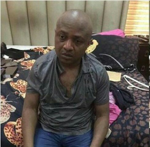 "Evans says the Police have killed ""more than 30 people in my presence at the IG's Guest House"""