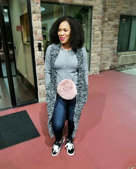 I Fell Inlove With The 30years Old Handsome Young Man I Met In The U.S,But…. – Actress Faithia Balogun Writes