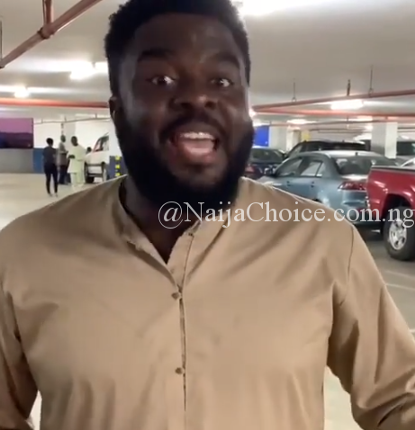 Actor Aremu Afolayan Drags Buhari, Ambode On IG After Airport Officials Frustrated Him And His Family Today