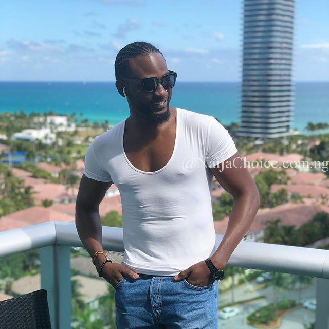 """I Am Not Gay"" – Actor Gbenro Ajibade Removes The LGTB Symbol From His Post"