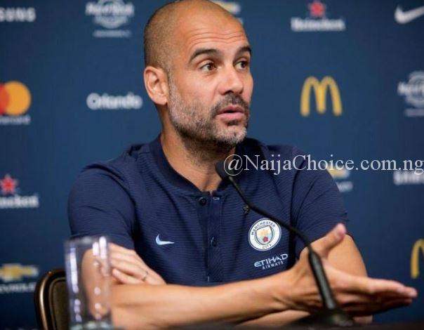 I Prefer S*x To Coaching, Says Guardiola