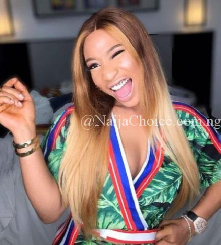Tonto Dikeh Serves Fans With Hot Relationship Tips