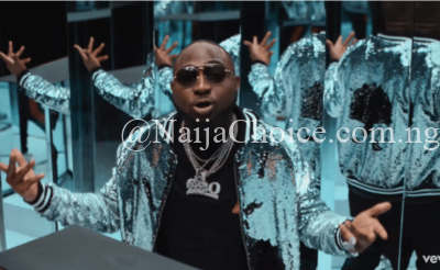 "Davido, The Most Creative Artiste In The Nigerian Music Industry… ""Wonder Woman"" Review"