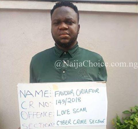 Romance Scam: Banker, Yahoo Boy Arrested For Defrauding Chinese National (Photo)