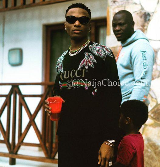 #10yearchallenge: See How Wizkid Looked 10 Years Ago Vs Now