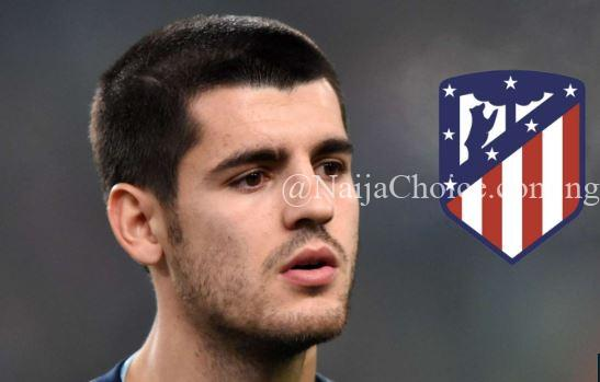 Chelsea Agree Deal With Atletico Madrid On Alvaro Morata