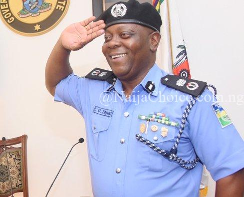 Controversy As Edgal Imohimi Insists He Is Still Lagos State's Commissioner of Police