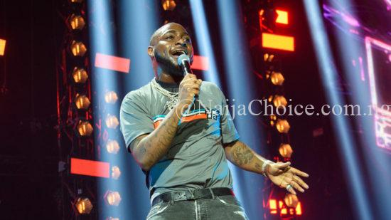 Davido becomes Youngest African Artist to sell out World's Busiest Music Arena, O2 Arena
