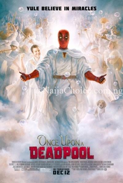 DOWNLOAD Once Upon A Deadpool (2018)