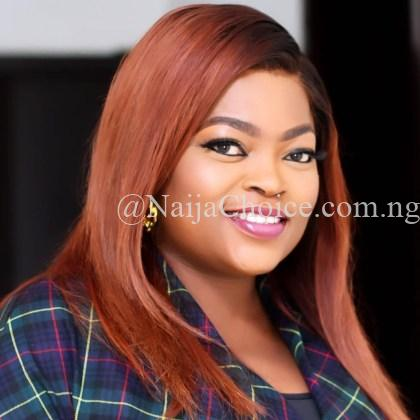Funke Akindele Shares First Photos Since The Birth Of Her Twin Boys