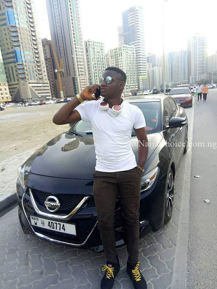 Handsome Nigerian Man Slumps And Dies While Playing Football With His Friends In Dubai (Photos)