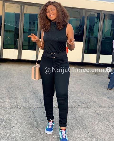 I'm Thick And I Know It – Regina Daniels Shares New Beautiful Photos