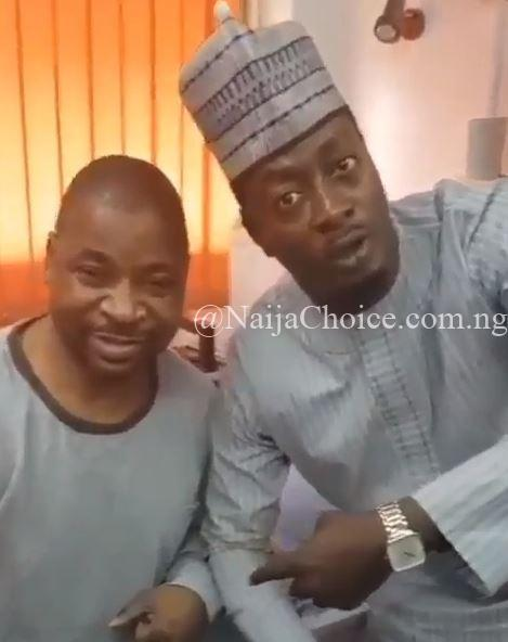 'MC Oluomo Resurfaces, Appears Weak And Unable To Talk In Viral Video