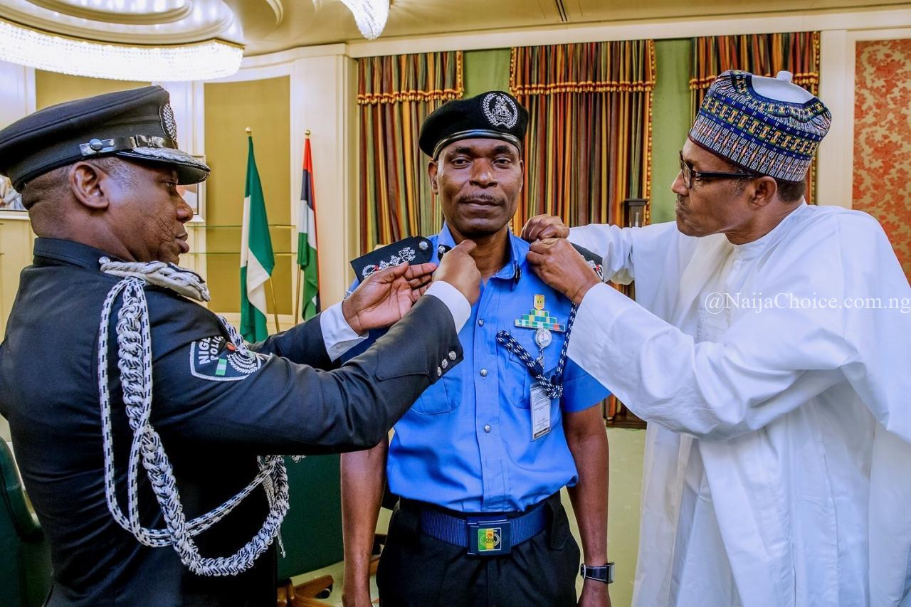 Meet The New Police IG (Mohammed )