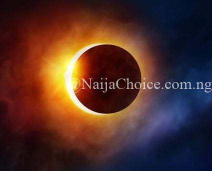 Revealed: Nigeria Will Experience A Lunar Eclipse On Monday Morning…See Details