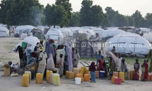 Stunning Story Of Boko Haram Fighter's Ex-Wives Who Prefer Life With The Terrorists Than In IDP Camps