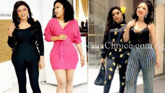 The Relationship Between Bobrisky And Tonto Dikeh Exposed!