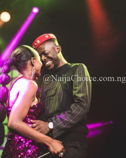 WATCH Video from Simi and Adekunle Gold's Traditional Marriage