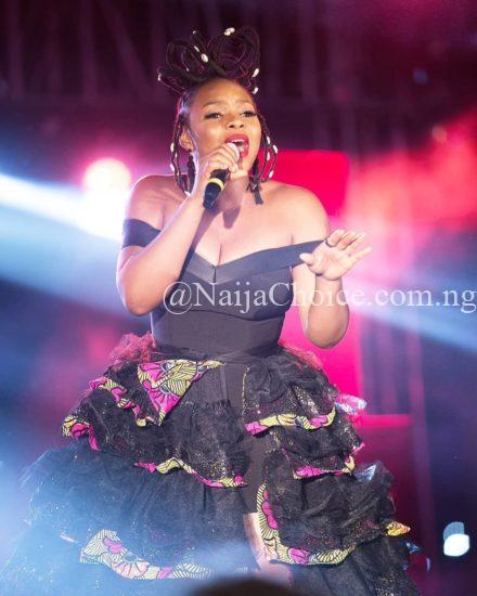 Yemi Alade Faults Social Media For Causing Depression