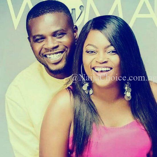 How Actress Funke Akindele Got Her Twin Babies Through A Nigerian Woman
