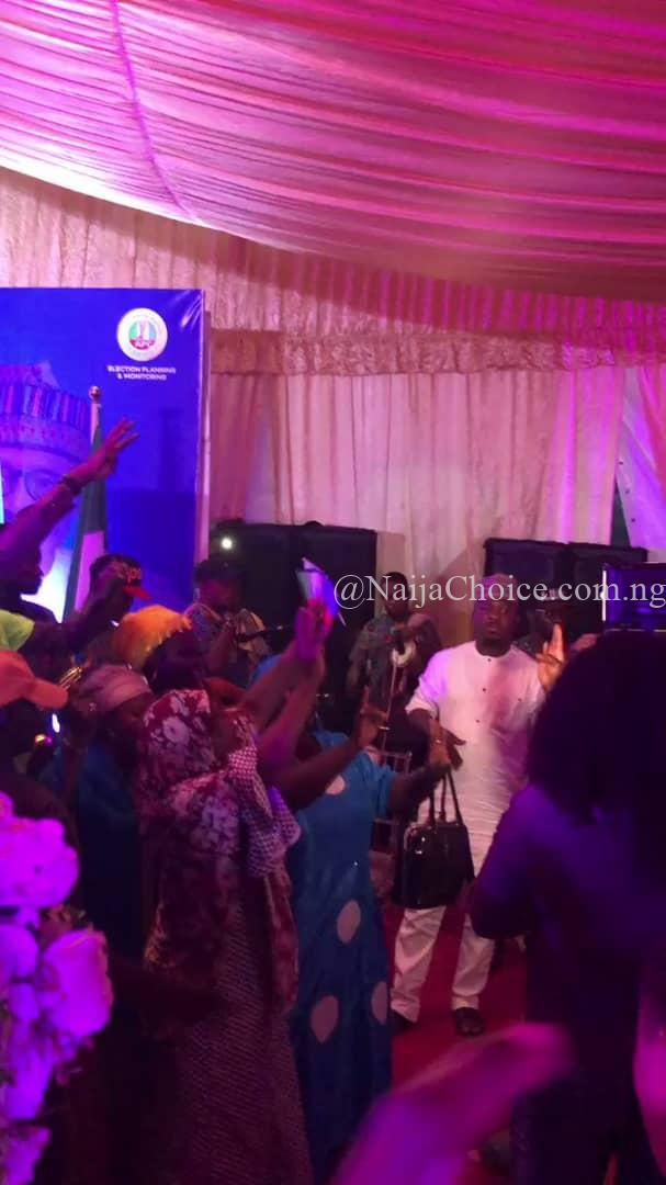 KWAM 1 Performs Live At APC Campaign Headquarters