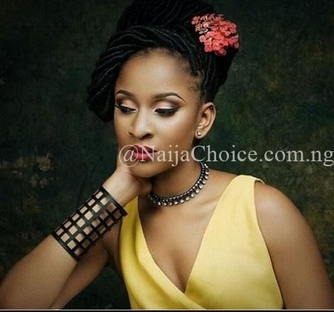 Actress Adesua Etomi Makes Vogue's 14 Global Superstars List