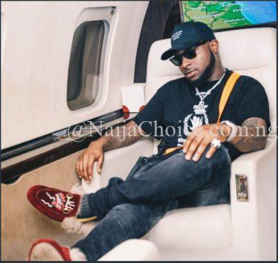 Davido Escapes Plane Crash, Thanks God For Surviving