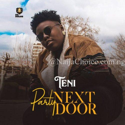 "Teni's New Single; ""Party Next Door,"" Is Absolutely A Wrong Move @neefemie"