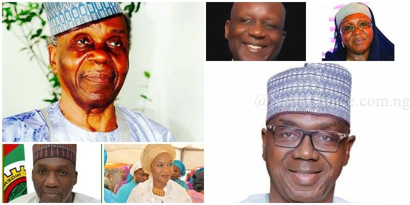 Meet Kwara Governor-Elect, Abdul-razaq Abdulrahman's Father & 6 Siblings