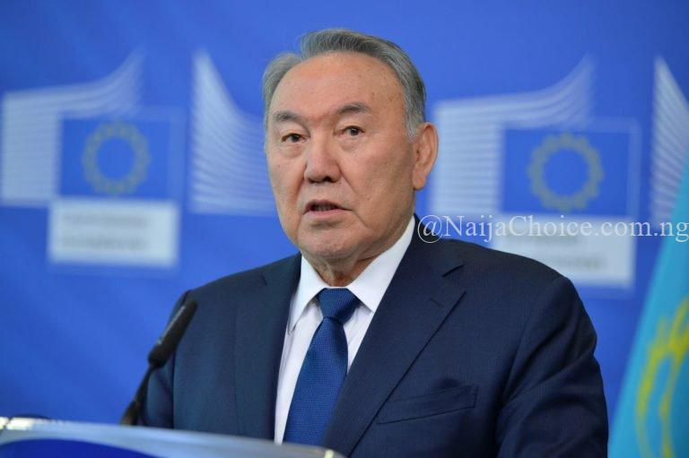 Search for:  Search Kazakhstan's 78-Year Old President Resigns after Nearly 30 Years in Power