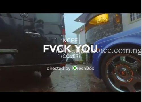 "DOWNLOAD MP3: Kcee – ""Fvck You"" (Cover)"