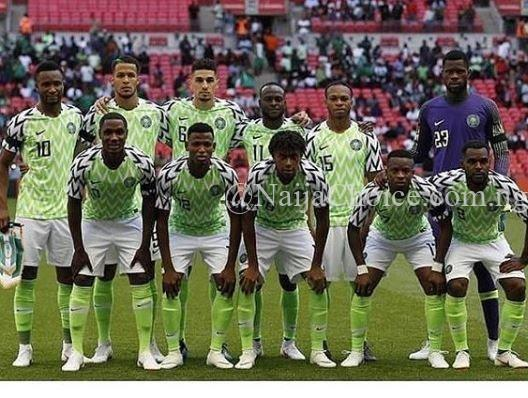 Search for:  Search Super Eagles move to third in Africa in the New FIFA ranking